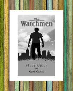 000--Watchmen Study Guide wood backdrop a
