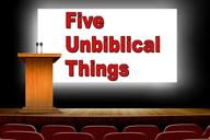 15---Five-Unbiblical-Things192x
