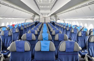 airplane seats adj