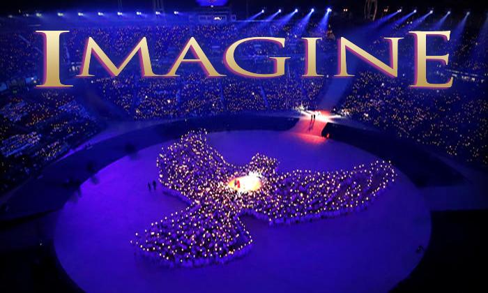 Imagine Olympics top