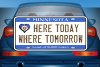 Car-with-License-Tag-Tile