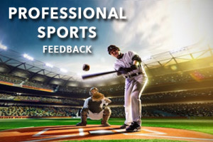 professional sports feedback