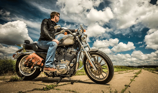 Motorcycle-dude