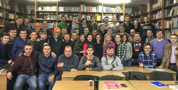 Ukranian-Students
