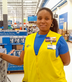 Walmart-girl