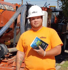 Isaac-truck-worker