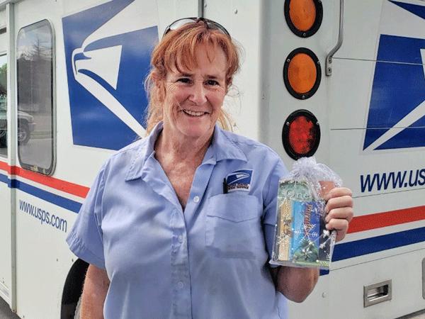 Karen-postal-lady