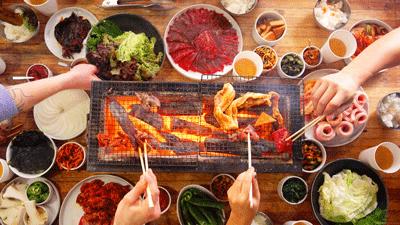 Korean-BBQa