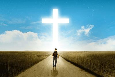 Walking-Toward-Cross
